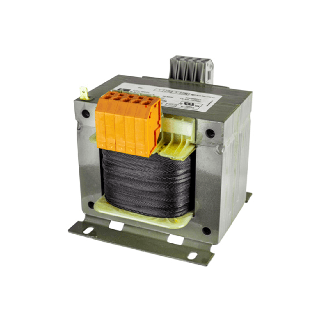 Control And Safety Isolating Transformer 100va  U2013 1kva