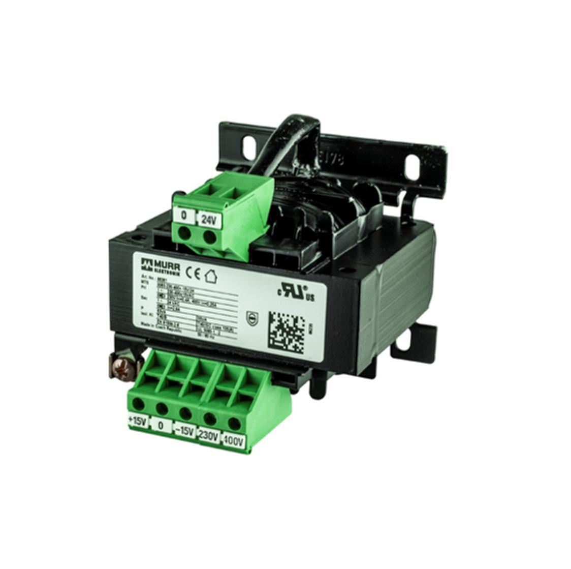 Control And Safety Isolating Transformer 63va  U2013 Digital